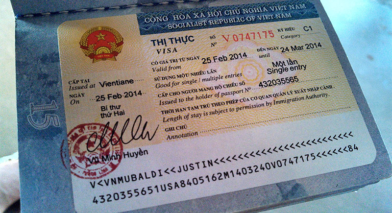 In order to get your Vietnam Visa On Arrival