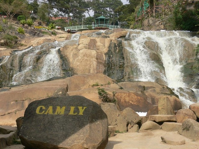 Travel to Dalat and witness the top 5 enormous waterfalls