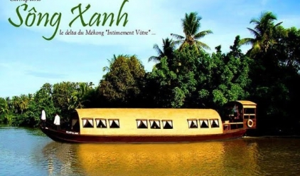 Mekong Song Xanh Cruise