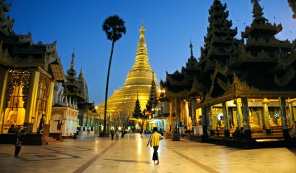 Yangon Free & Easy Tour