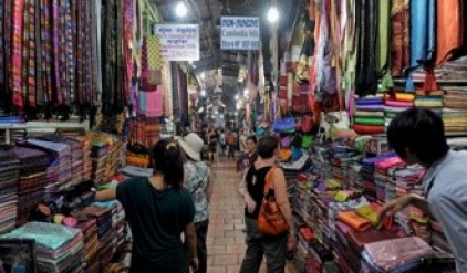 Shopping & Charity in Phnom Penh Tour 4 days