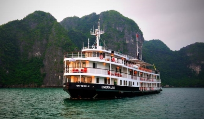 Emeraude Cruise 5 star