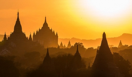 Travel Myanmar in 8 days