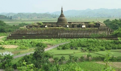 Myanmar's ancient city tour