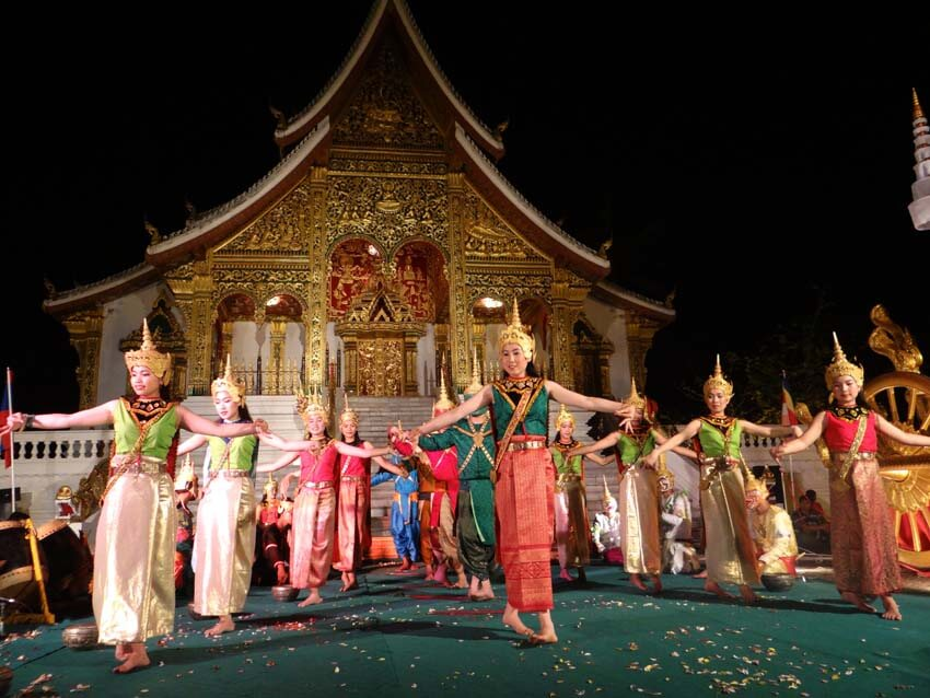 Luang Prabang tour 4 days package