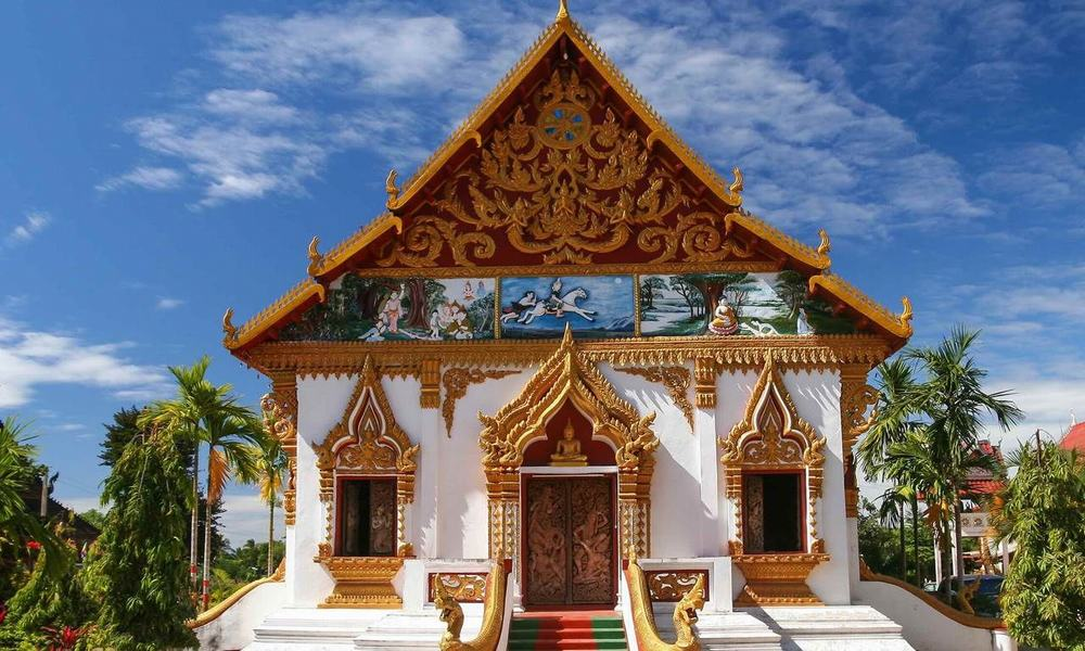 Splendor of the South -  Laos tour 4 Days 3 nights
