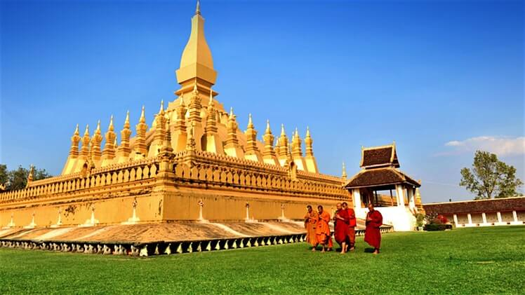 Vientiane Stopover 3 days 2 nights