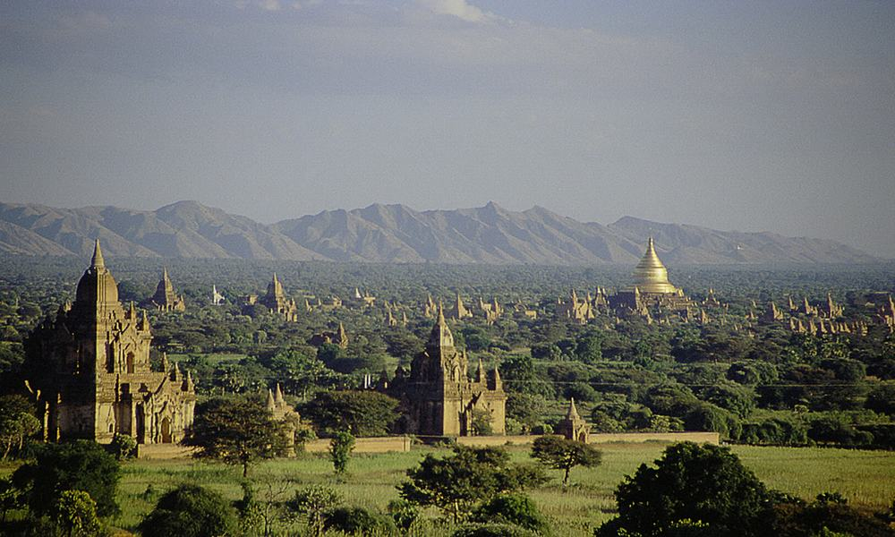 The Glitter Of Myanmar Tour Package 8 Days