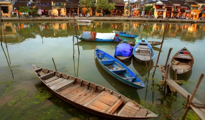 Vietnam tour to central 8 days