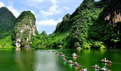 Tour Hanoi - Ninh Binh  - Halong Bay 5 days