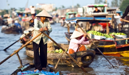 Authentic Mekong Delta and daily life