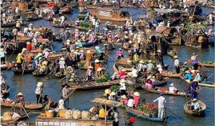 Mekong delta tour 2 days