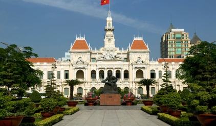 Ho Chi Minh city tour – half day