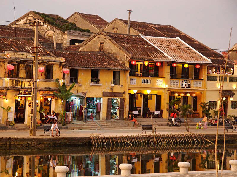 Danang - Hoian - Bana Hill - Hue 6 days 5 nights