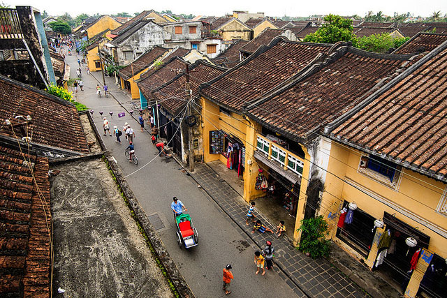 MY SON HOLLY LAND – HOI AN 1 DAY
