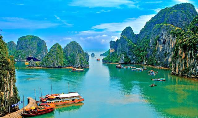 Deluxe Ha Long bay 1 day