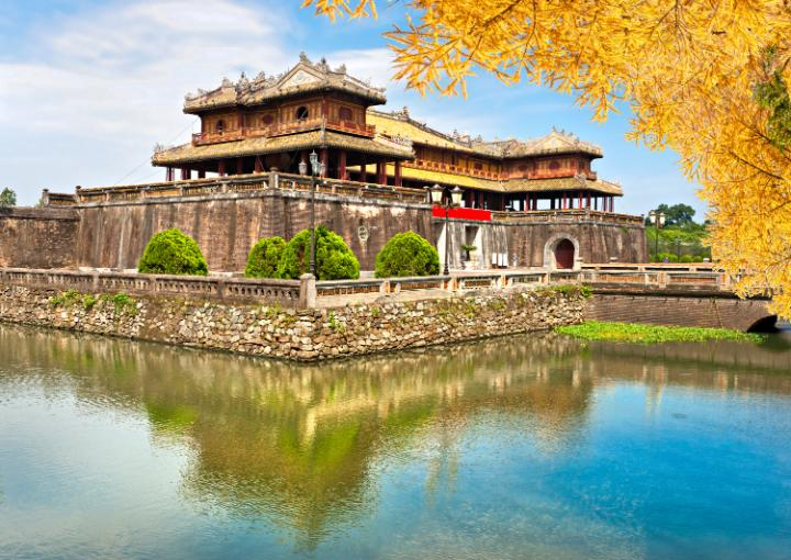Danang - Hoi An - Marble Mountains - Hue 5 days