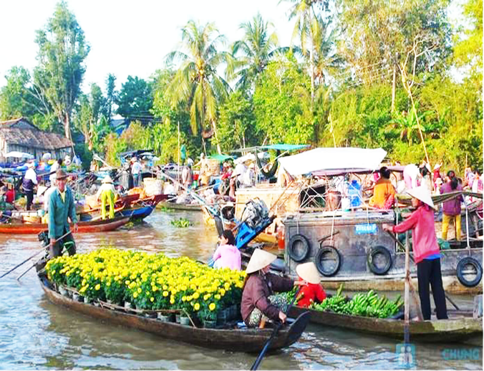 Tour Saigon – Mekong Delta 5 days