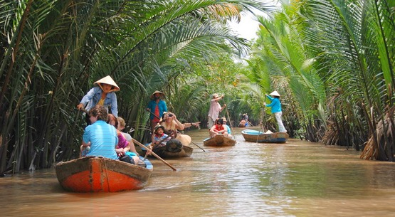 Tour Saigon – Mekong Delta 4 days