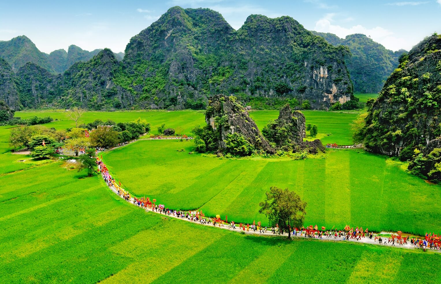 Tour Ninh Binh Luxury 1 day