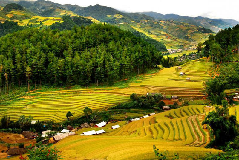 Tour Mai Chau - Pu Luong 2 days 1 nights